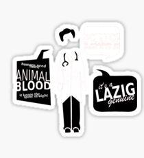Dr. Spaceman Sticker