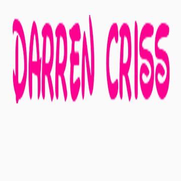 darren criss disney by rachick123