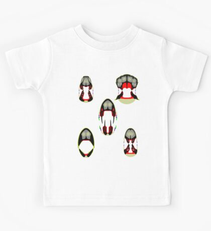 Tiki Masks, Dinosauria Kids Clothes