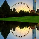 Melbourne by Melissa Dickson