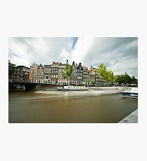Prinsengracht Photographic Print