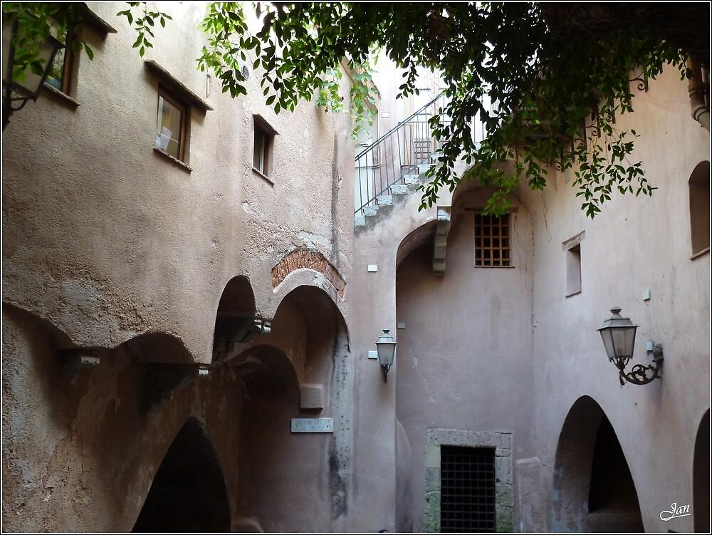 Roman Bathhouse by Janone