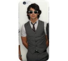 jonas brothers with sunglasses iPhone Case/Skin