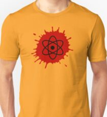 atom physicist tbbt  Unisex T-Shirt