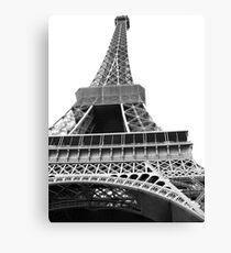 Le Eiffel Tower Canvas Print