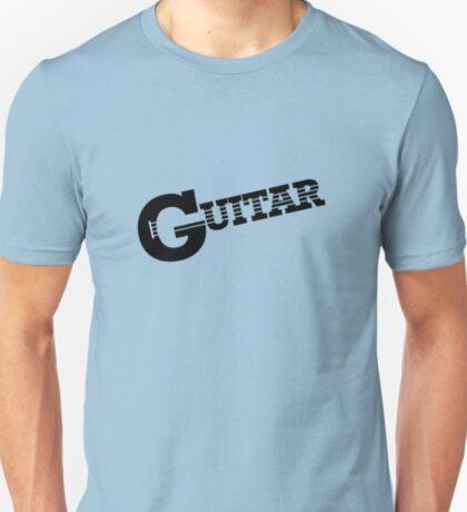 Alpha Guitar T-Shirt
