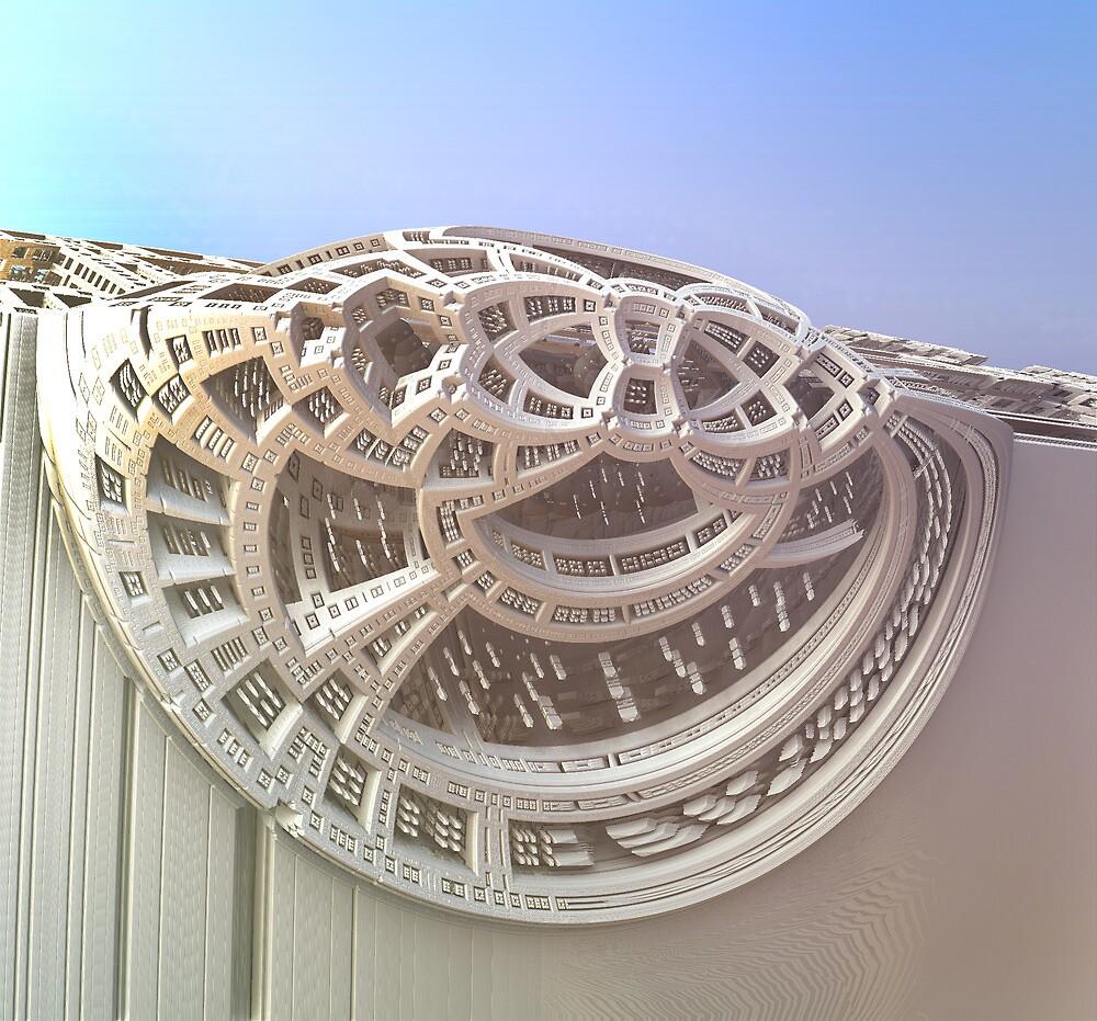 Fractal balcony by glaktor