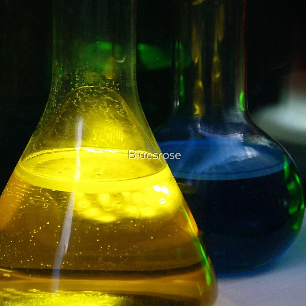 Lab bar. II by Bluesrose