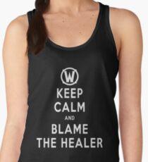 healer did it Women's Tank Top