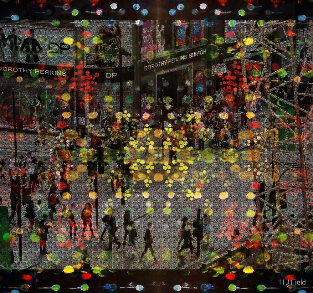 city merge III by H J Field