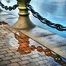 Chain Reflection by Christopher Herrfurth
