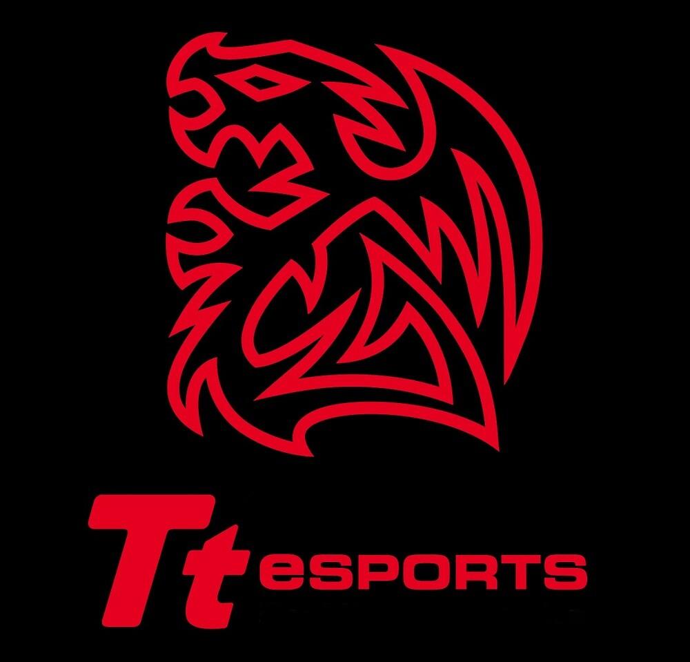 ThermalTake eSports logo (wip) by russianfubar