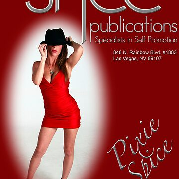 Spice Publications - Pixie Spice Poster 3 by SpicePub