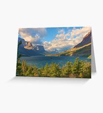 Wild Goose Island overlook 2 Greeting Card
