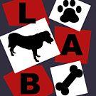 Black Labrador. by purplesmoke17