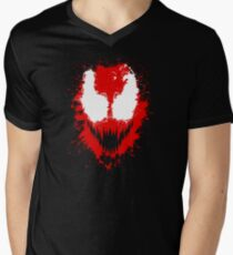 Carnage Men's V-Neck T-Shirt