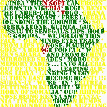 Wrapping Africa by PPPinc