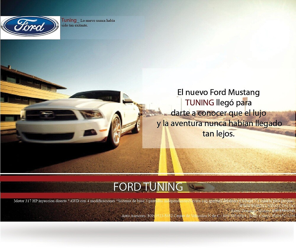 Ford Mustang by MayCas