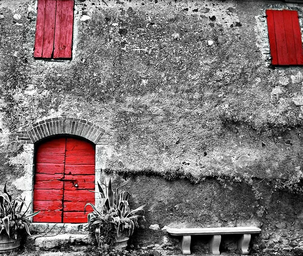 Come Sit a Spell-Stigliano, Italy by Deborah Downes