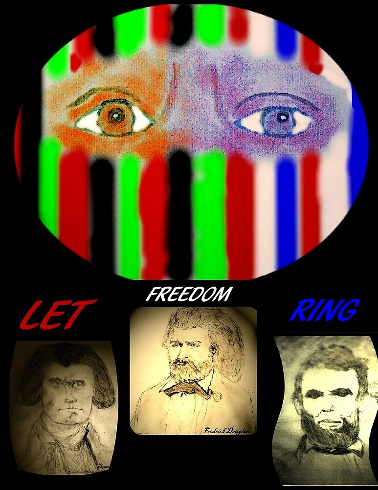 LET FREEDOM RING...VOTE by Semmaster