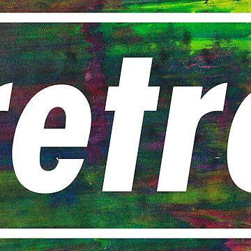 Retro - Multicoloured by MacklinDocrt