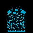 Blu Rain by metronomad