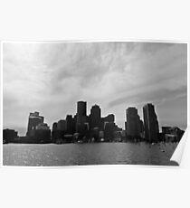 Boston Architecture  Poster