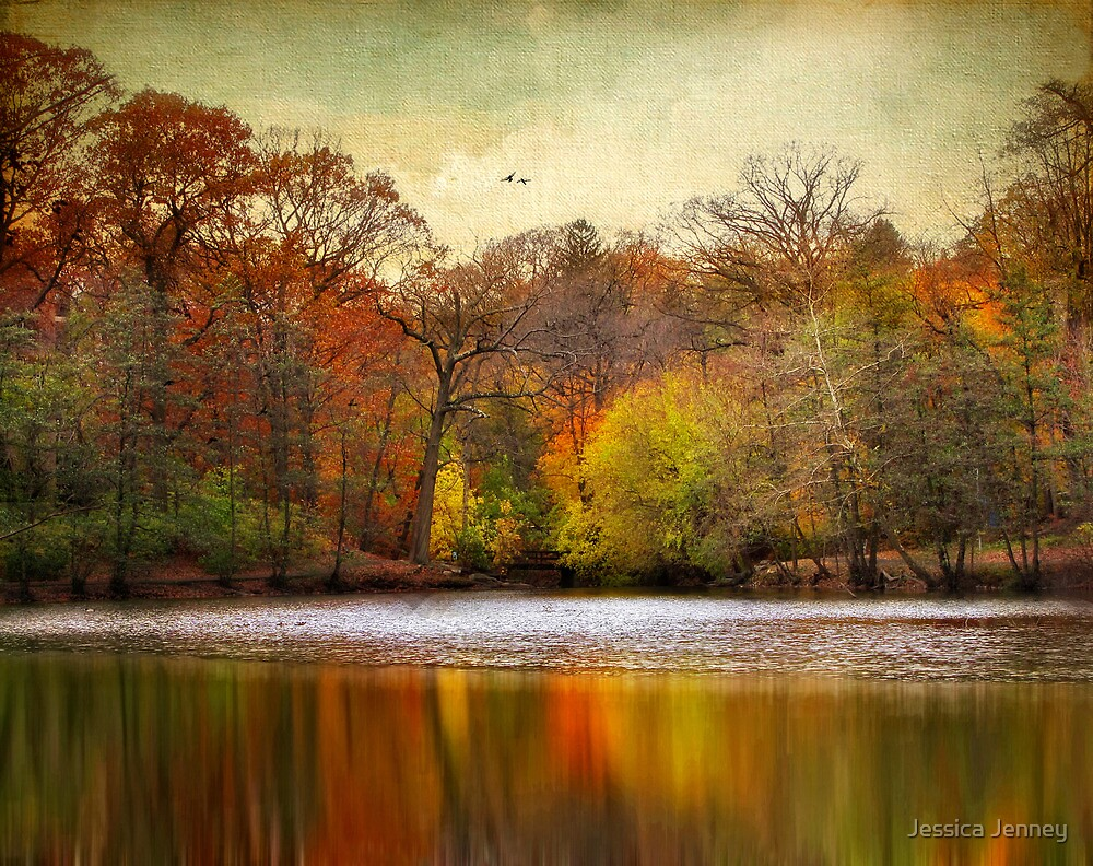Autumn Arises by Jessica Jenney