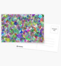Panelscape #1 Redbubble custom generation Postcards