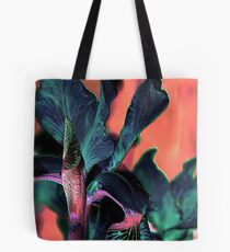 Lily of a different color ! Tote Bag