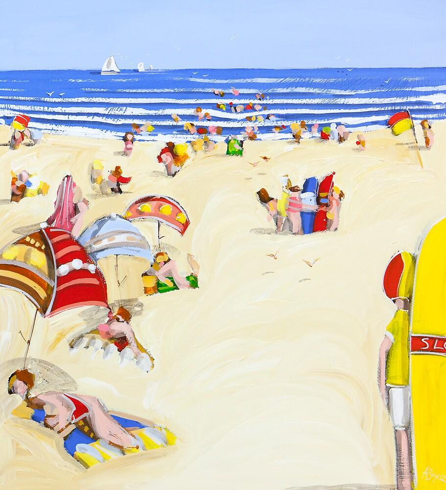 Summer Escape by Adam Bogusz