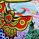 Urban Art Frenzy by shutterbug2010
