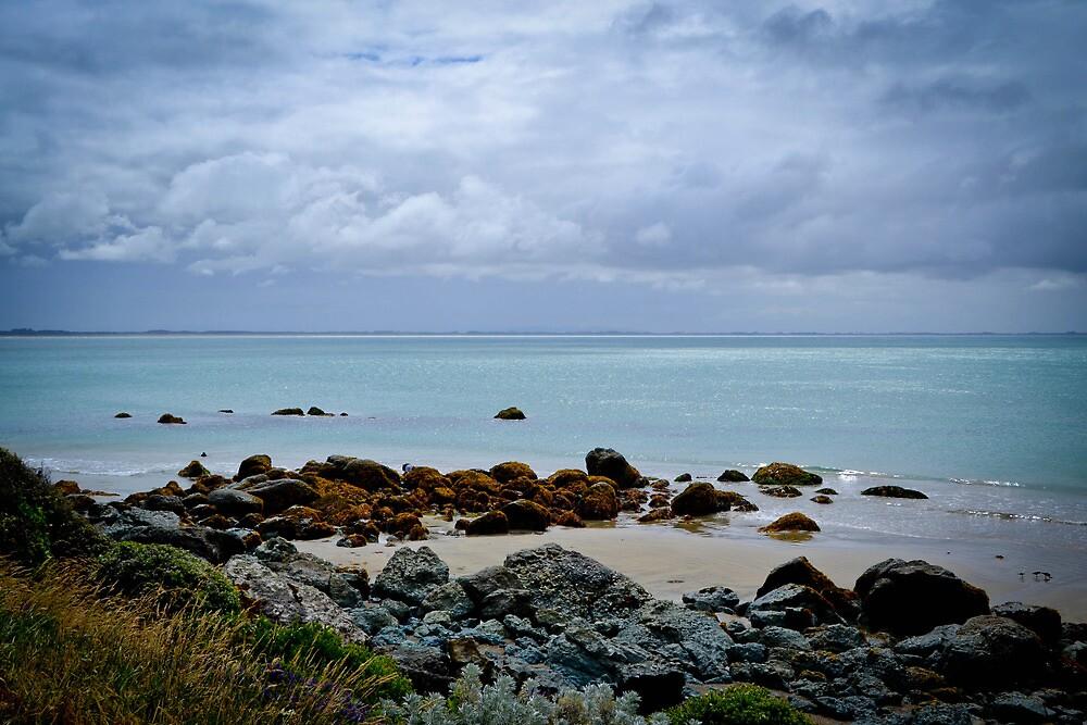 Riverton Beach by Deborah Clearwater