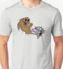 hairball monster  Unisex T-Shirt