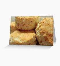 Multitude of Scones Greeting Card