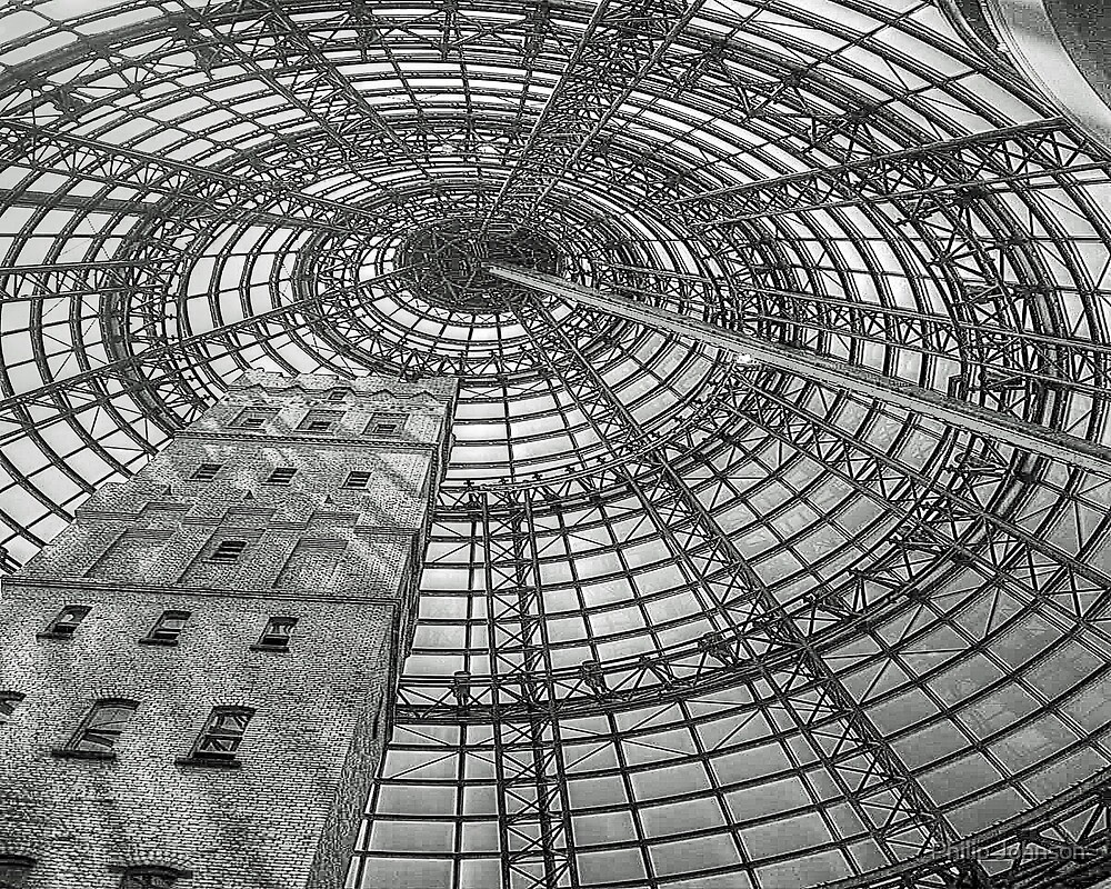 Coops Shot Tower c1888 - Melbourne, Australia - The HDR Experience by Philip Johnson