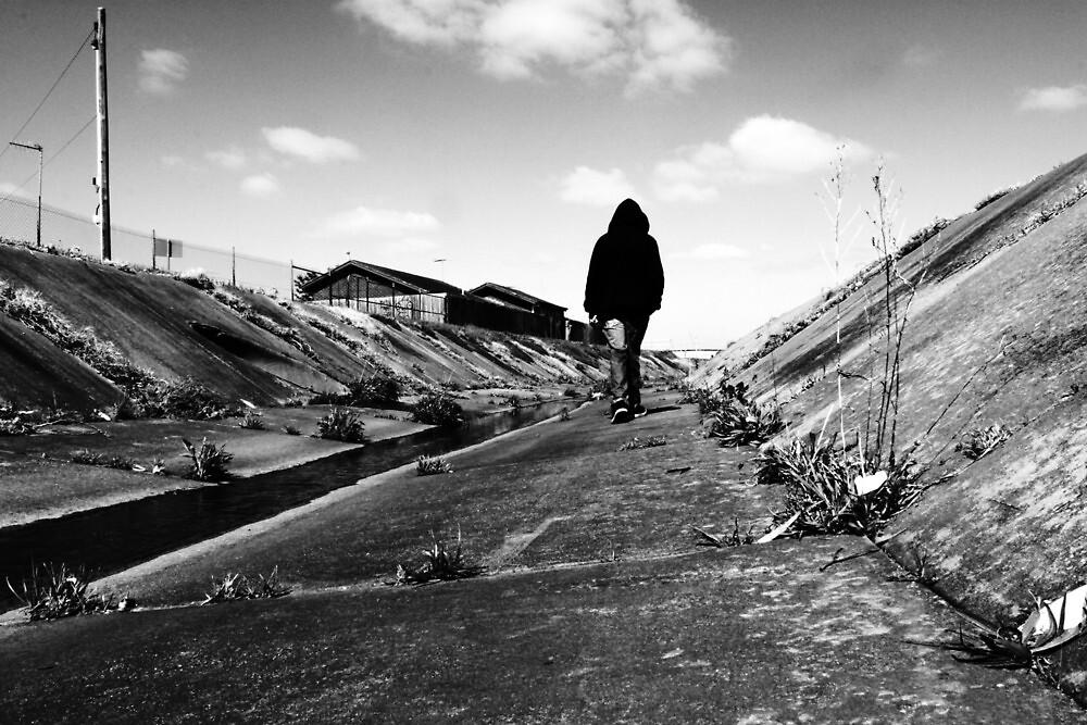 Journey Alone  by bubblz101