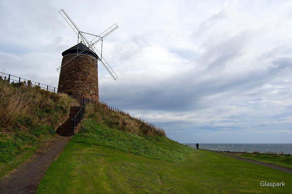 Windmill by Glaspark