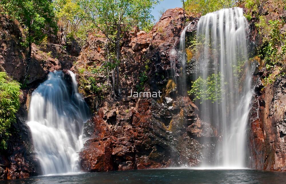 Waterfall by Jarmat