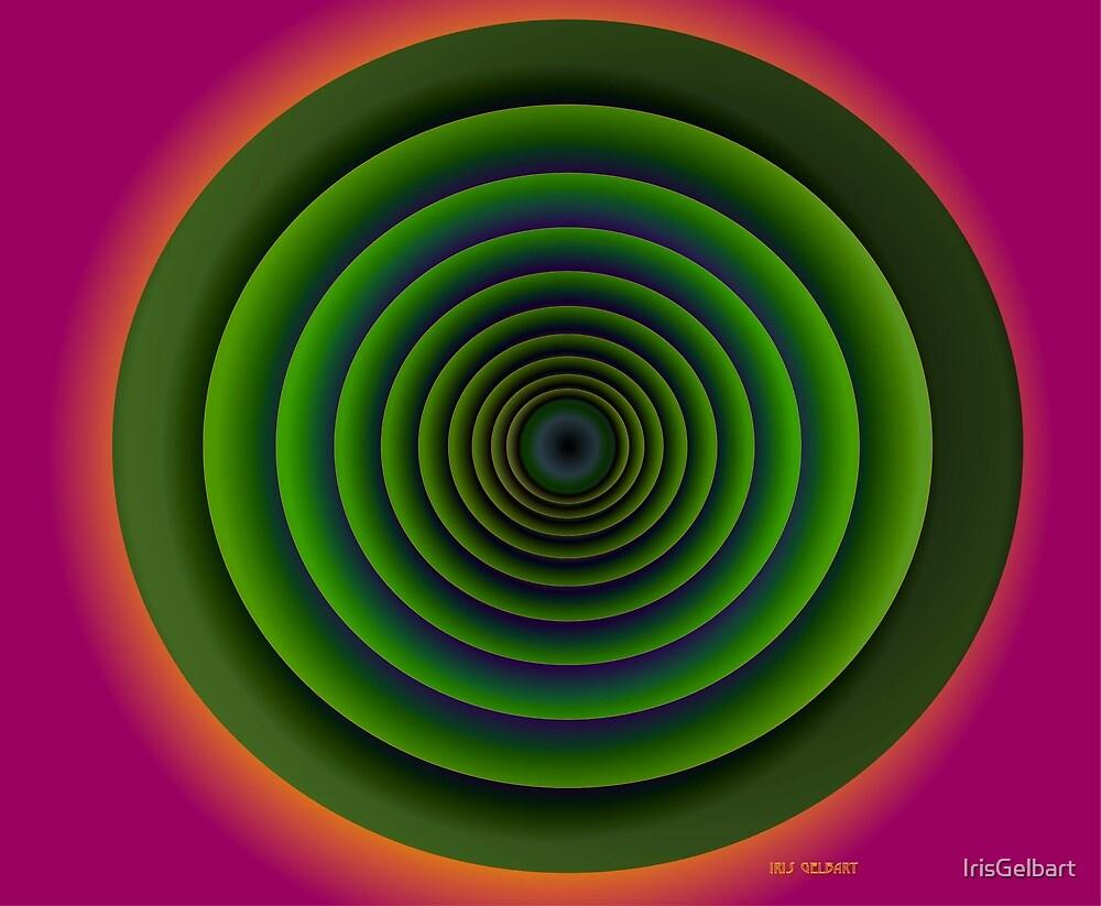 Eye of the Calm by IrisGelbart
