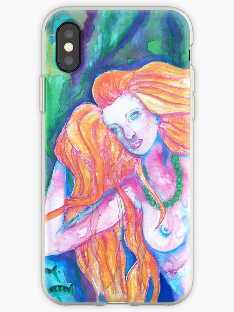 Ondine - iPhone cover by Picatso