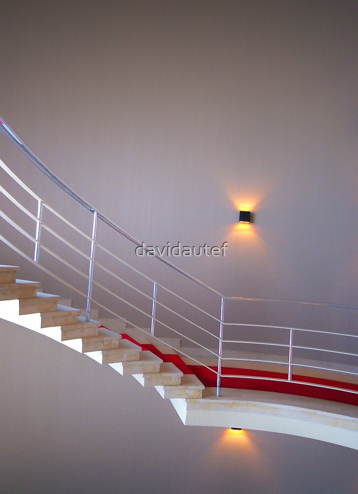 Stair case for heaven by davidautef