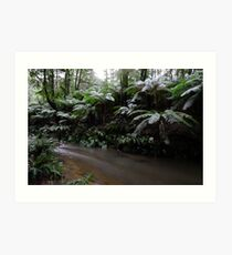 Aire River Valley Art Print