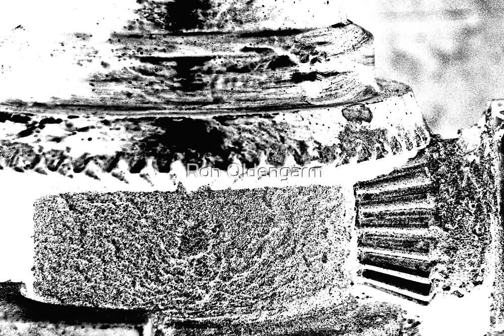 gears  by Ron Oldengarm