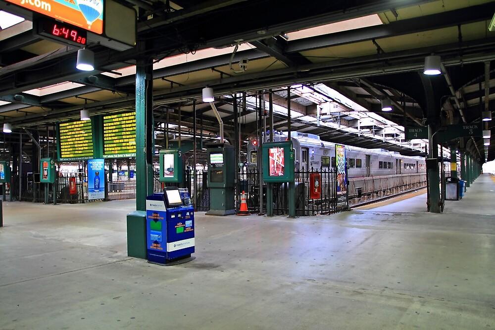 Hoboken Train Station  by pmarella