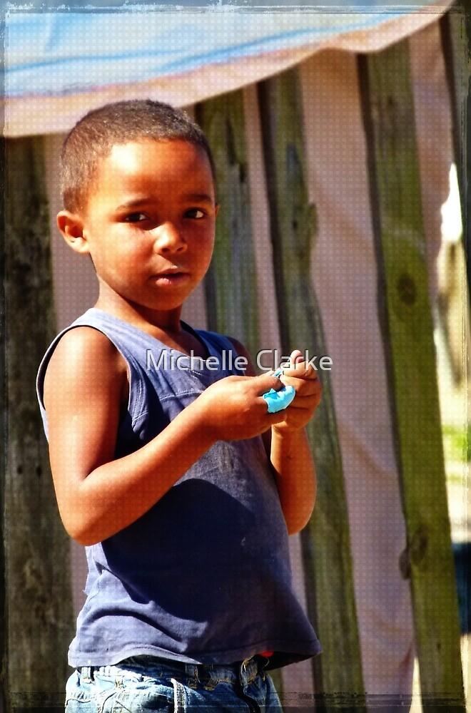 The Boy Child by Michelle Clarke