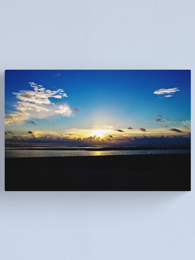 Alternate view of Morning Light Canvas Print
