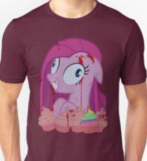 Pinkamena's Bloody Cupcakes Slim Fit T-Shirt