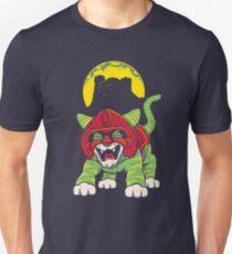 Battle Kitty's Mighty RAWR!  Unisex T-Shirt