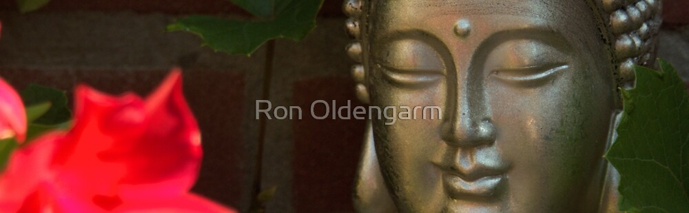 Buddha  by Ron Oldengarm